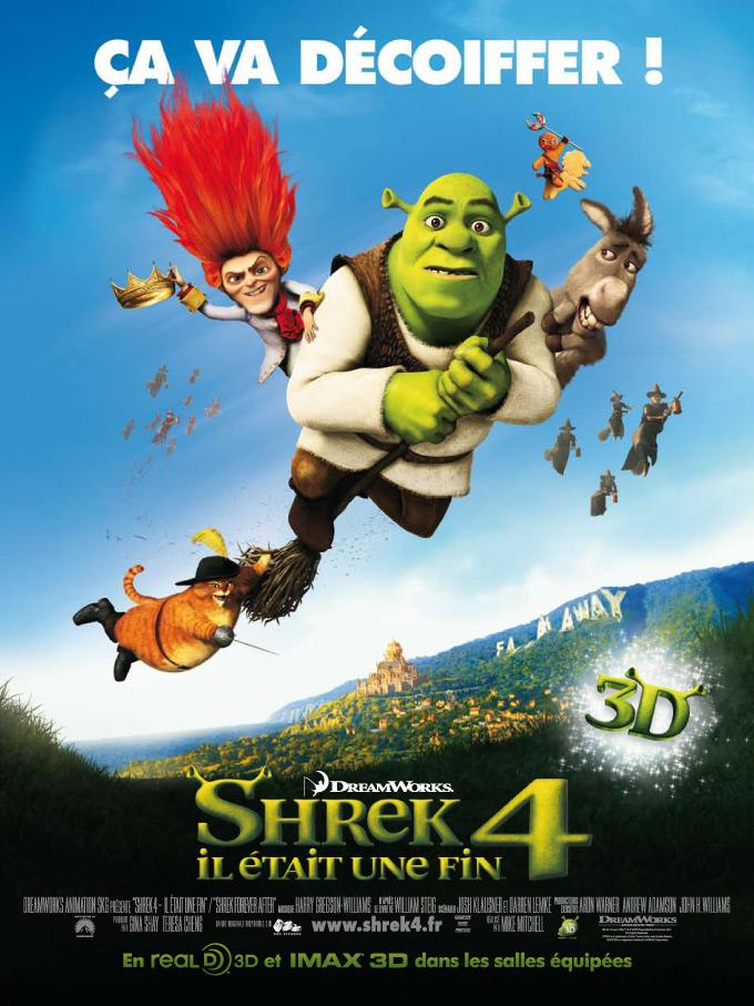 Shrek 4 - Il etait une fin