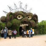 Terra Botanica, premier parc européen consacré au végétal.