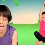 Une émission de yoga pour les enfants sur TFou.