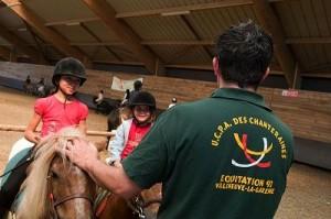 conseils moniteur d'équitation pour enfants