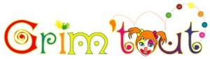 Logo Grim'tout, maquillage enfants sans paraben