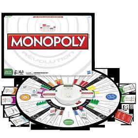 Monopoly Revolution, version électronique du Monopoly classique