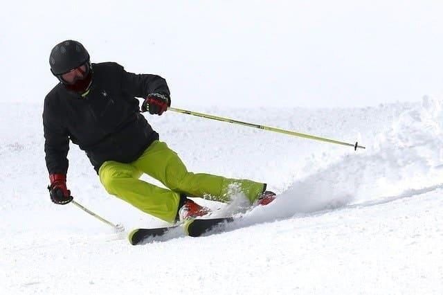 apprendre à skier quand on est adulte