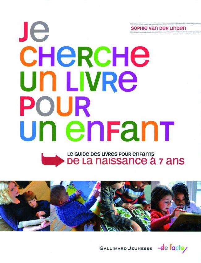 Je cherche un livre pour enfant 0/7 ans, Gallimard Jeunesse