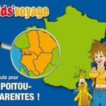 Le Poitou-Charentes en famille avec Kids'Voyage