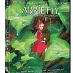 Sortie DVD du dessin animé Arrietty, le petit monde des chapardeurs