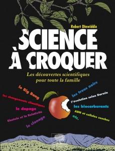 les sciences à croquer Editions Le Pommier