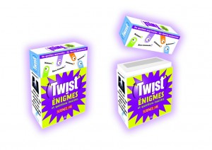 Coffret Twist questions sciences