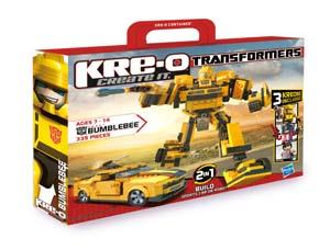 Kre-O Bumblebee de Hasbro