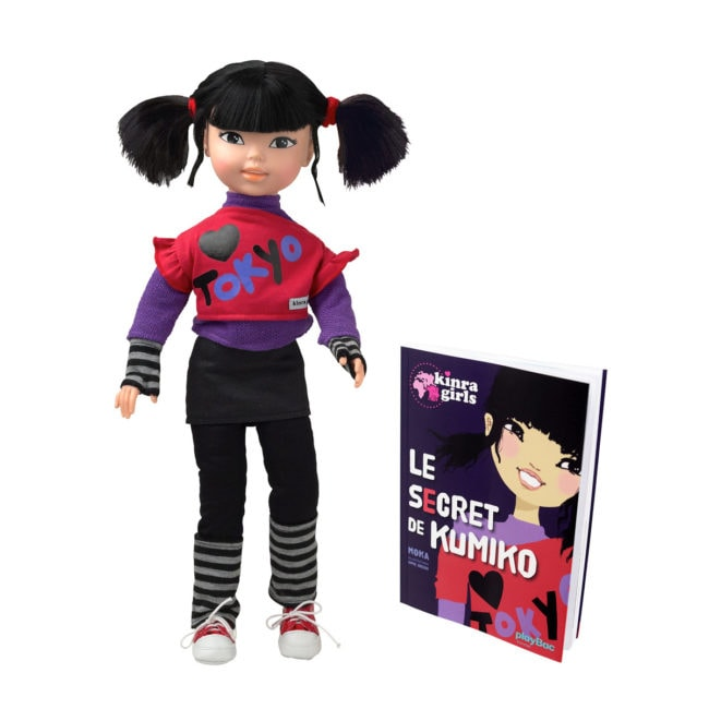 poupée Kumino Kinra Girls
