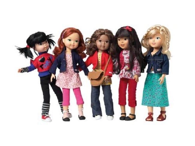 poupées Corolle Kinra Girls
