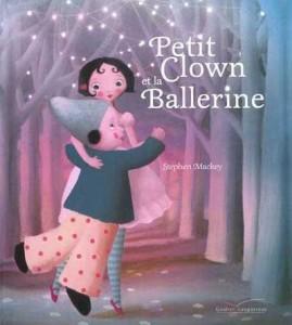 Petit Clow et la Ballerine Gautier-Langereau