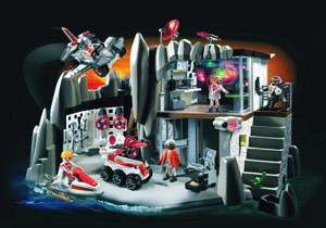 Playmobil Agents Secrets sur Mafamillezen