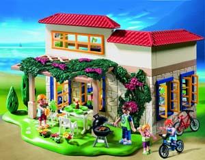 La maison de campagne Playmobil