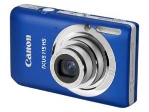 Appareil photos numérique Canon IXUS 115 HS FSL
