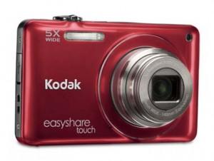 Appareil photos numérique Kodak EasyShare Touch