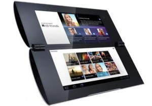 Tablette tactile Sony P