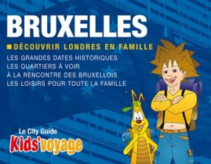 City guide Bruxelles Kids'Voyage