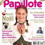 Papillote, nouveau magazine de cuisine pour les 7-12 ans