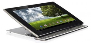 tablette tactile Asus Slider