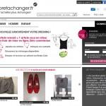 Pretachanger.fr, le 1er site gratuit d'échange de vêtements et d'accessoires de mode