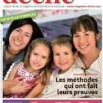 DECLIC, nouvelle formule pour le magazine des parents d'enfants handicapés