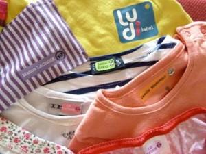 Etiquettes personnalisées pour vêtements Ludilabel