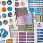 Ludilabel, les étiquettes autocollantes personnalisées