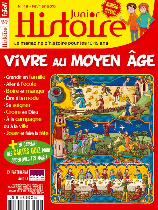 Histoire_Junior_vivre-au-moyen-age