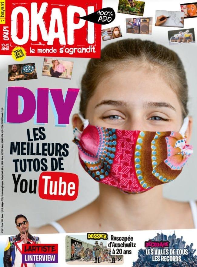 Okapi magazine jeunesse