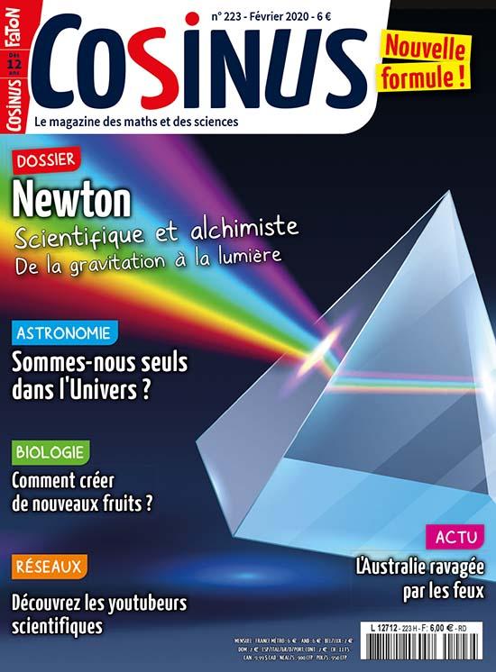 Cosinus magazine des maths et des sciences