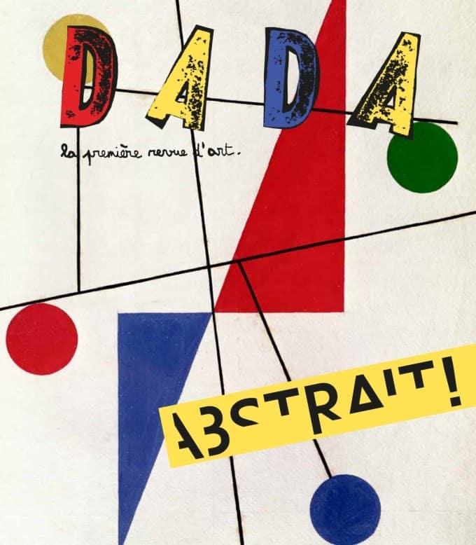 Dada première revue d'art