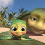 Sammy 2, la petite tortue devient grand-pere