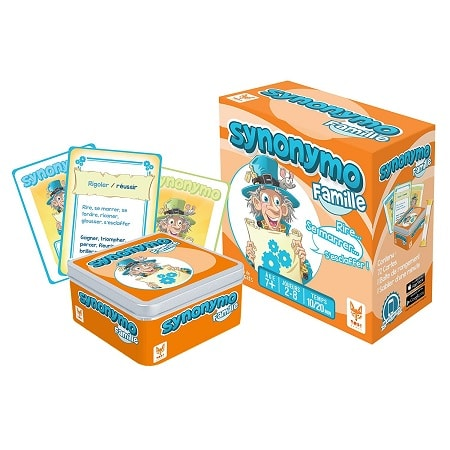 Jeux de voyage -Synonymo Famille, Topi Games