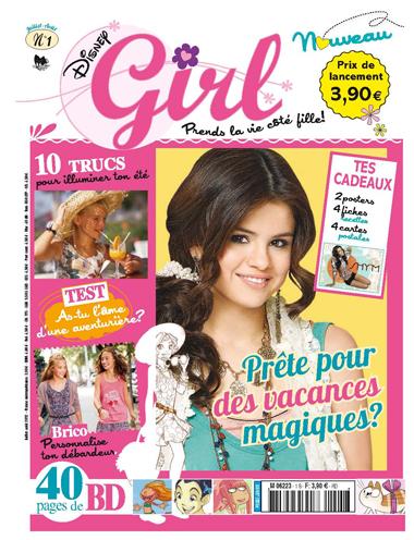 magazine pour les ados