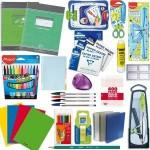 Acheter les fournitures scolaires en packs ou à l'unité ?