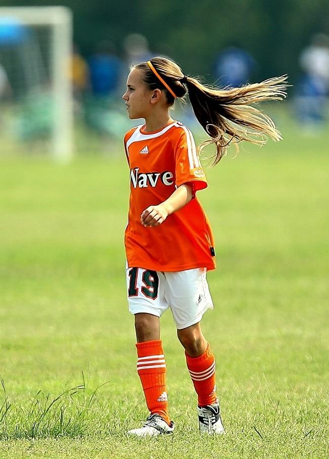 le football s'est aussi pour les filles