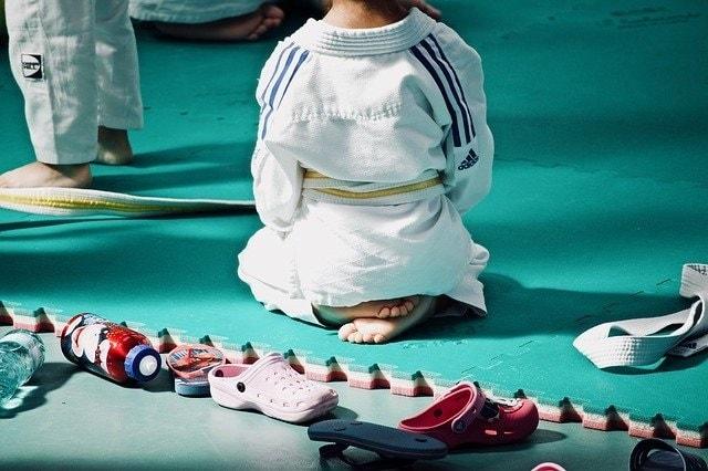 mon enfant veut faire du judo