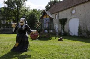 Halloween au Musée de la Sorcellerie, dans le Cher