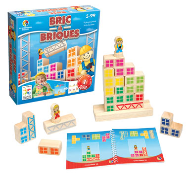 Jeu de construction Bric à Briques
