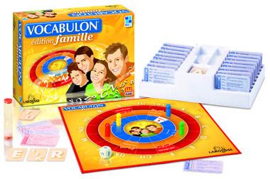 Jeu Vocabulon Edition Famille