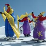 Vacances au ski : des activités pour toute la famille