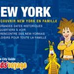 New York en famille avec Kids'Voyage