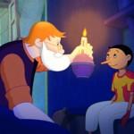 Pinocchio aux couleurs toscanes