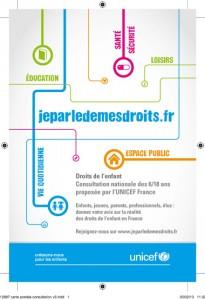Jeparledemesdroits.fr : consultation nationale des 6-18 ans