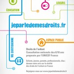 Jeparledemesdroits.fr : consultation nationale des 6-18 ans