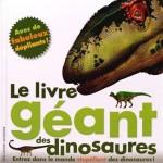 Les livres sur les dinosaures, les enfants adorent !