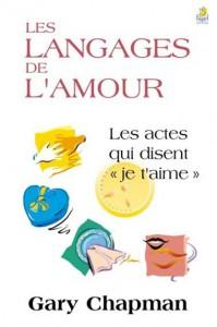 Couverture Les Langages D'amour de Gary Chapman
