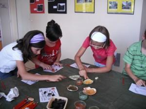 Meymac atelier dessin arietal