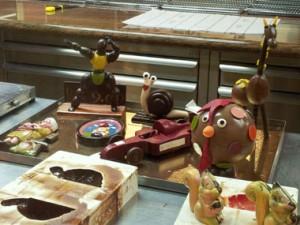 Atelier chocolatier Borzeix-Besse à Treignac